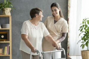 Caregiver Ventura CA - Five Ways Caregivers Help Your Mom After a Fall