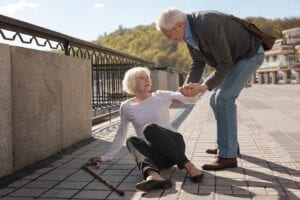 Homecare Santa Monica CA - How Can You Assess Your Senior's Fall Risk?